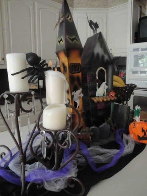 Easy Homemade Halloween Treats And Decorations