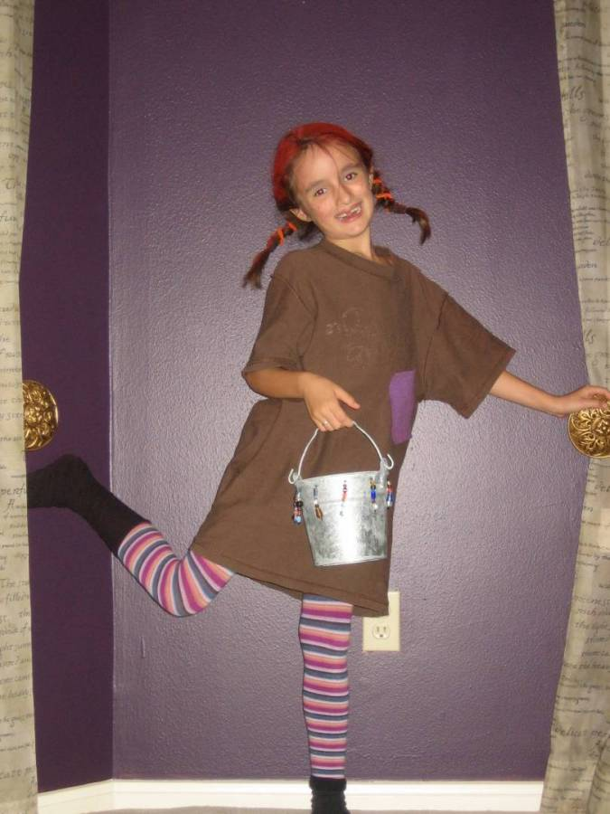 Easy, Homemade Halloween Costumes - No Sewing Required!