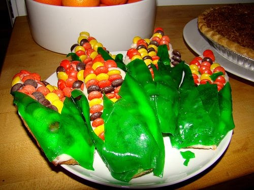 sweet corn dessert