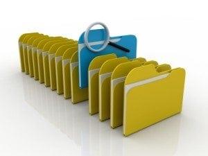 organize warranty papers