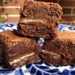 Brownie Recipe – Peppermint Brownies