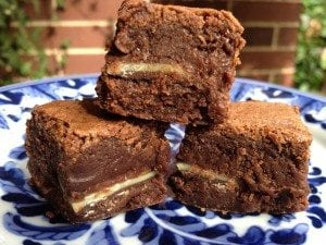 peppermint brownie recipe