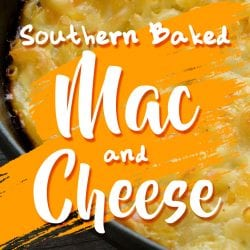 Southern Homemade Baked Macaroni and Cheese Recipe