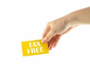 2012 tax free weekend dates