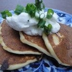 Love Those Leftovers – Leftover Mashed Potato Pancakes