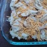 thanksgiving shepherds pie