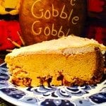 Pumpkin Cheesecake – As Good As The Cheesecake Factory!