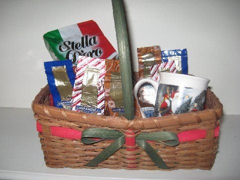 gift basket themes for christmas