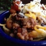 Chili Recipe – Frito Pie Style
