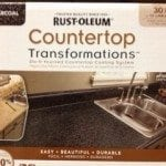 Rustoleum Countertop Paint Earth : Rust-Oleum Countertop Transformation Kit ? Faux Granite
