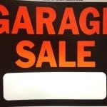 Garage Sale How To