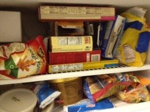 food for power outages