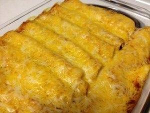 sour cream chicken enchilada recipe