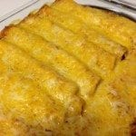 sour cream chicken enchilada recipe