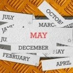 may shopping calendar