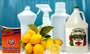 how to  make household cleaners