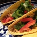 crock pot shredded chicken taco
