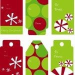 Festive and Frugal – Free Printable Gift Tags