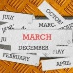 Your FREE Personal Organizer for March
