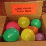 frugal birthday party ideas