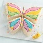 printable template butterfly cake