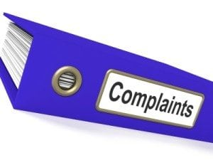 get results by complaining