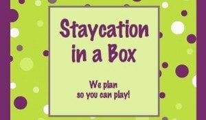what to do on a staycation