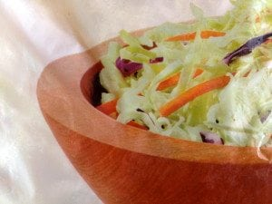 make your own coleslaw dressing