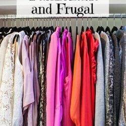 10 Ways to Be Fashionable and Frugal