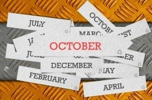free personal organizer october