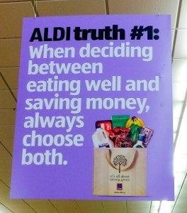 aldi shopping tips