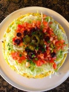 tex-mex cheesecake