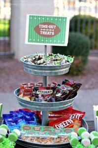 cheap super bowl party ideas