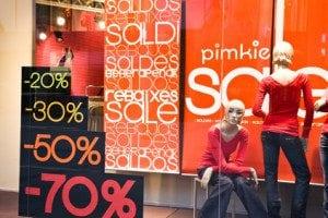 january sales vs. holiday sales