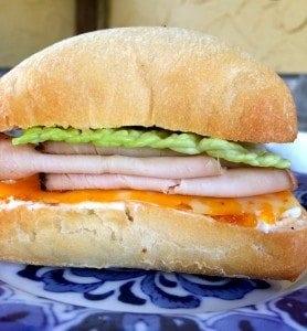 cajun sandwich recipe
