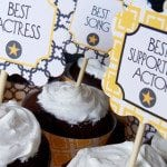 Frugal and Fab Oscar Party Ideas