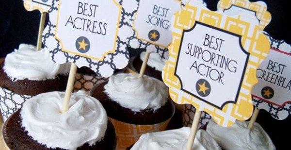 frugal Oscar party ideas