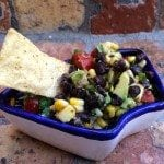recipe for black bean salsa