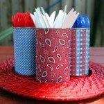 diy fourth of july party decorations