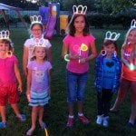 Glowstick Princess Crown Tutorial