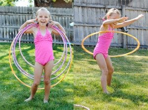 diy backyard disney party