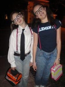 diy nerd costume