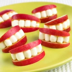 Halloween party snack ideas