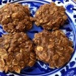 no bake chocolate oatmeal cookie recipe