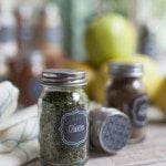 how to make dried herbs