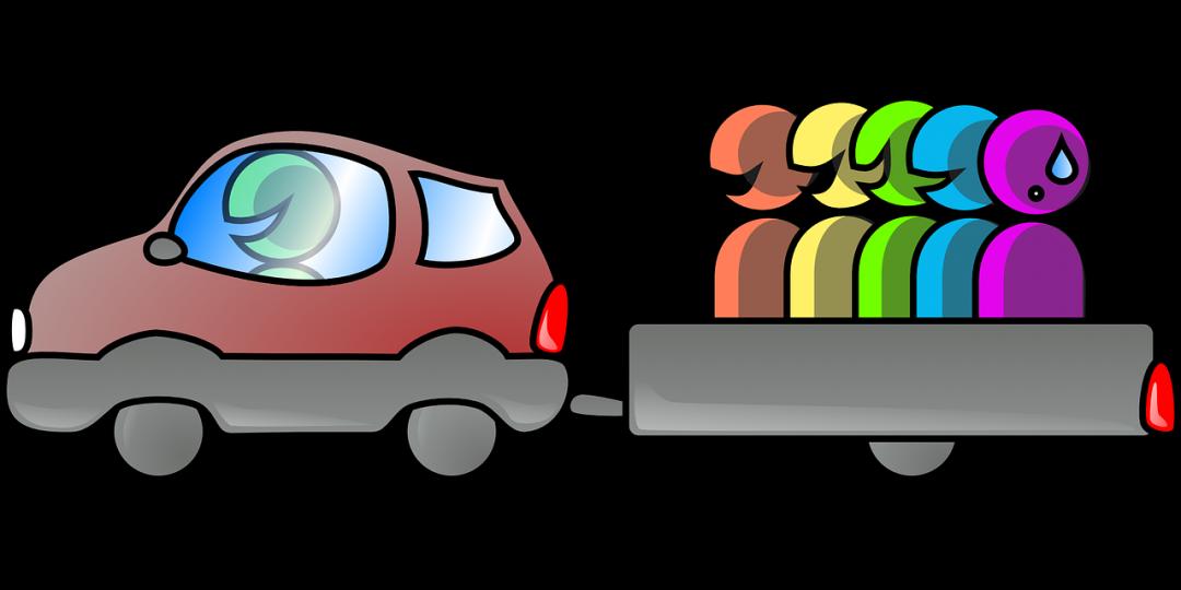 Carpooling to save
