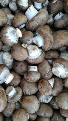 Whole Foods Mushrooms
