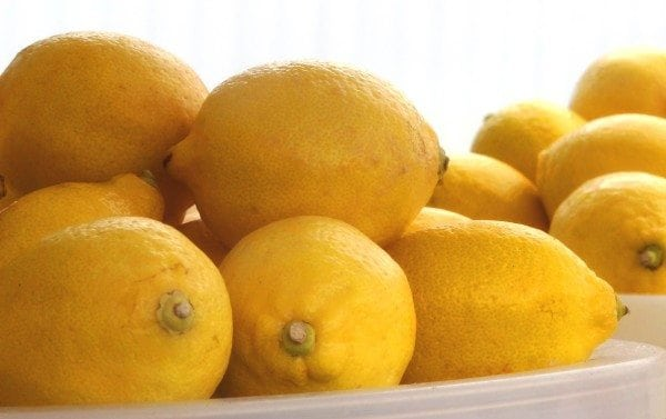 Healthy Lemons