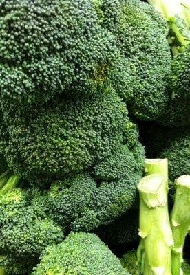 Whole Foods Broccoli