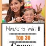 Top 30 Minute to Win It Games